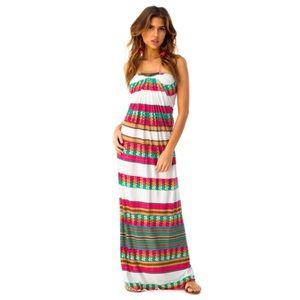 💜HOST PICK!❤️NWT Sky Sonnet maxi dress, Sz M